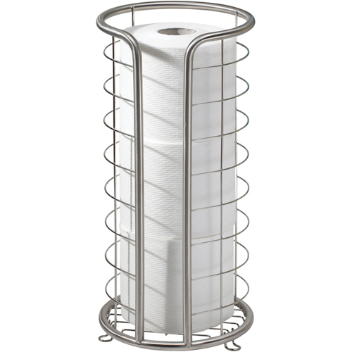 Delightful InterDesign Toilet Paper Storage Reserve Image