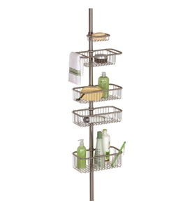 InterDesign Stainless Steel Shower Caddy Image