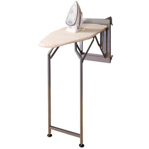 Folding Ironing Board - Silver Image  sc 1 st  Organize-It & Folding Ironing Board - Silver in Ironing Boards