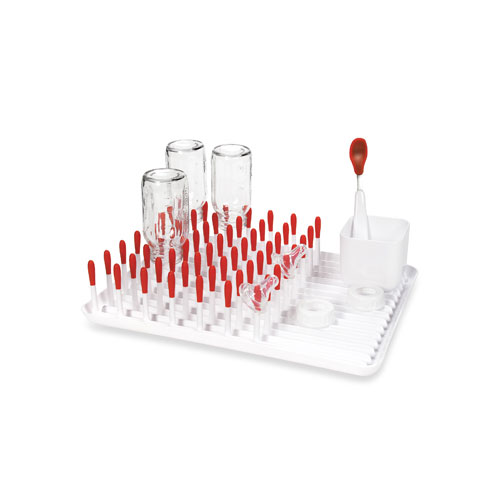 OXO Baby Bottle Drying Rack Image