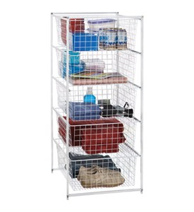 Stor-Drawer Five-Basket Storage System Image