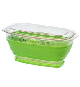 Mini Colander and Food Storage Container Image
