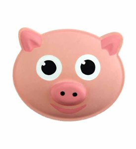 Bag Clip - Talking Pig Image