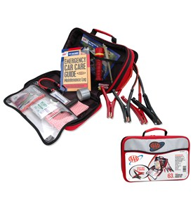 63-Pc AAA Traveler Road Safety Kit by Lifeline First Aid Image