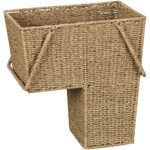 seagrass-wicker-stair-basket Review