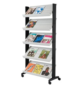 Single Sided Literature Display - Large Image