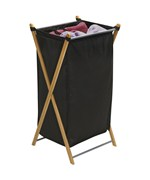 Bamboo Foldable Laundry Hamper