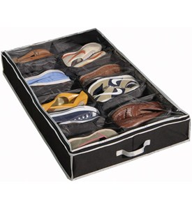 Under Bed Shoe Organizer Image
