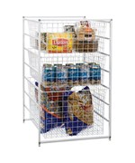 Stor-Drawer Three-Basket Storage System