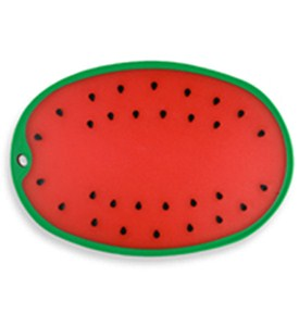Cutting Board and Serving Tray - Watermelon Image