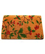 Decorative Coir Doormat - Holly