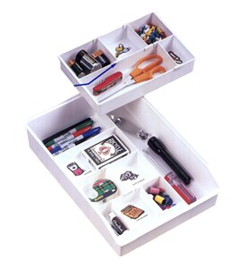 Clutter Buster Drawer Organizer - Large Image