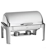 7 Quart Roll-Top Fuel Chafing Dish