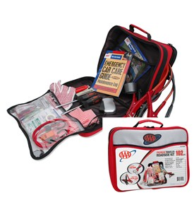 70-Pc AAA Explorer Road Safety Kit by Lifeline First Aid Image