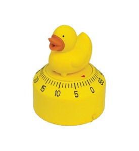 Mechanical Kitchen Timer - Quack Image