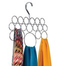 18 Hole Scarf Hanger