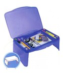 Kids Storage Lap Desk - Blue