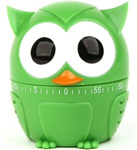 Kitchen Timer - Owl Image