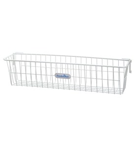 freedomRail Wire Work Basket - White Image