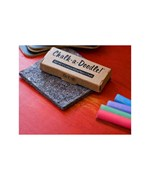 Chalk-A-Doodle Dustless Chalk and Eraser