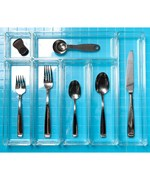 7 Piece Acrylic Drawer Organizer Set