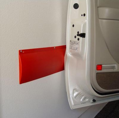 Park Smart Garage Wall Guard   Red Image