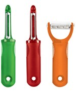 OXO Good Grips 3 Piece Peeler Set