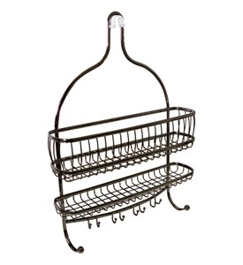 York Hanging Shower Caddy - Oil Rubbed Bronze Image