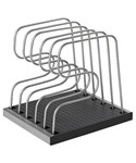 Adjustable Bakeware Organizer Rack