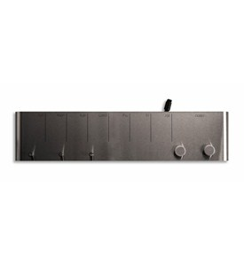 Stainless Steel Wall Caddy Image