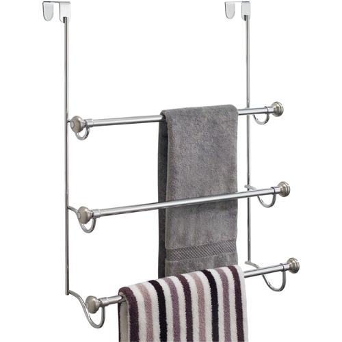 InterDesign Over The Door Towel Rack