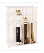 Shoe and Boot Storage Rack