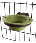 Collapsible Kennel Bowl
