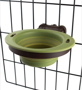 Collapsible Kennel Bowl Image