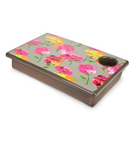 Pretty Posies Lap Desk Image