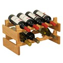 8 Bottle Dakota Wine Rack