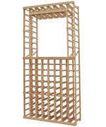 8 Column Wine Rack