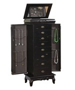 8 Drawer Jewelry Armoire - Morris