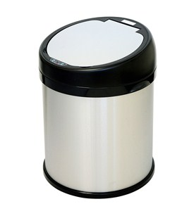 8 Gallon Sensor Touchless Trash Can by iTouchless Image
