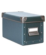 Cargo CD Box - Bluestone