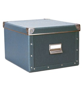 Cargo Shelf Box - Bluestone Image