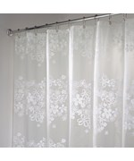 EVA Vinyl Shower Curtain - Fiore