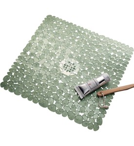 InterDesign Bath Mat - Green Image
