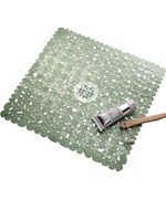 InterDesign Bath Mat - Green