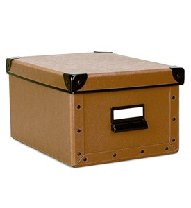 Cargo Media Box - Nutmeg Image