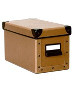 Cargo CD Box - Nutmeg