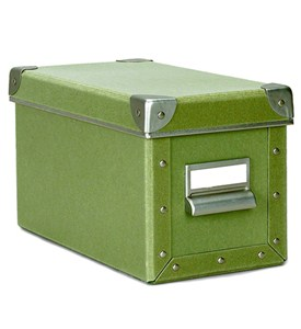Cargo CD Box - Sage Image