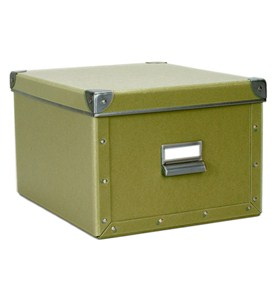 Cargo Shelf Box - Sage Image