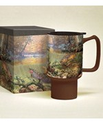 Ceramic Travel Cup - Autumn Day Dream