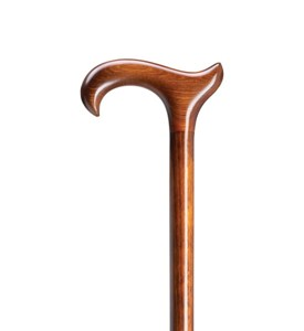 Big and Tall Cane - Ergonomic Cherry Image